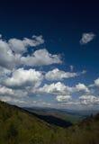 Frühling vom neu entdeckten Abstand Rd, großes rauchiges Mtns NP Lizenzfreie Stockfotos