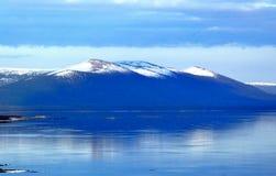 Frühling Weißes Meer Russland Lizenzfreies Stockfoto