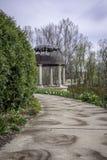 Frühling in Wisconsin Stockbild