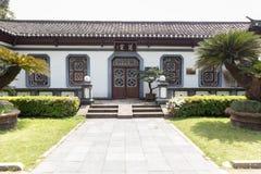 Frühlings-Garten-klassische Gärten von Suzhou Stockfotos