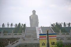 Frühlings-Tempel Buddha stockfotos