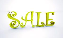 Frühlings-Verkauf Lizenzfreie Stockfotografie