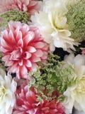 Frühlingsblumenblumenstrauß Lizenzfreie Stockbilder
