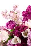 Frühlingsblumenstrauß Lizenzfreie Stockbilder