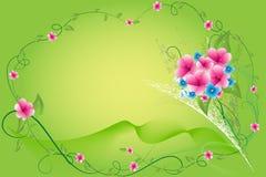 Frühlingsblumenstrauß Lizenzfreie Stockfotografie