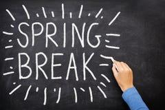 Frühlingsbruch Lizenzfreie Stockbilder
