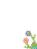 Frühlingsecke Stockfoto