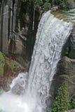 Frühlingshafte Fälle, Yosemite Stockbild