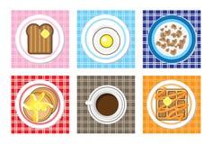 Frühstück vektor abbildung
