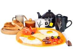 Frühstück lizenzfreie stockfotografie