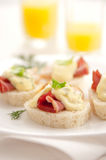 Frühstück Lizenzfreie Stockbilder