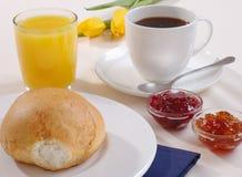Frühstück. lizenzfreies stockbild