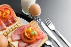 Frühstück Lizenzfreie Stockfotos