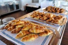 Frühstück Rolls Stockbild
