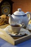 Frühstück-Tee Lizenzfreie Stockbilder