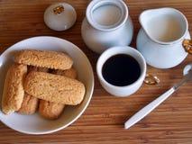 Frühstück zu Hause Lizenzfreies Stockbild