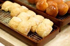 Frühstücks-Bäckerei Stockfotos