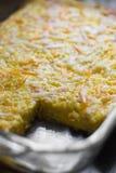 Frühstücks-Kasserolle Stockbild