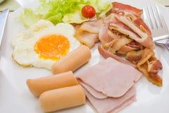 Frühstücksart stockbild