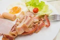 Frühstücksart lizenzfreies stockbild