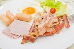 Frühstücksart lizenzfreies stockfoto