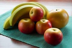 Frühstücksfrucht Lizenzfreie Stockfotos