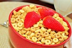 Frühstücksnahrungsmittel Stockfotos