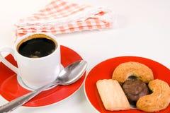 Frühstückszeit lizenzfreies stockbild