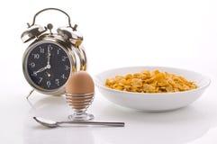 Frühstückszeit Stockfoto