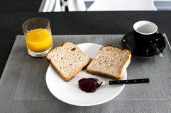 Frühstückszeit Lizenzfreie Stockfotos