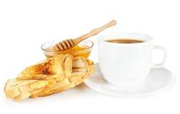 Frühstückszene Stockbilder