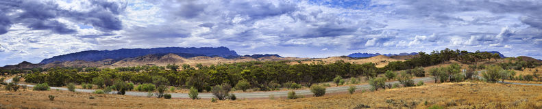 Free FR Approaching Lookout Day Panorama Royalty Free Stock Photos - 65848428