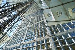 För Arche för La stort försvar Paris La Royaltyfria Foton