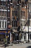 för claphamföreningspunkt för 09 område august london sacke Royaltyfri Fotografi