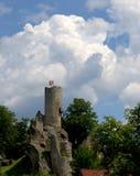 Frýdštejn castle Royalty Free Stock Photography
