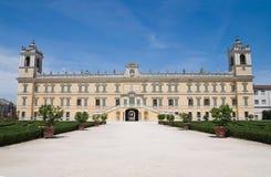 för emilia italy för colorno ducal romagna slott Arkivbilder
