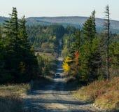 FR-75 en Dolly Sods Wilderness   Virginie-occidentale Image libre de droits