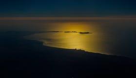 ‹För †för havsav guld Arkivbilder