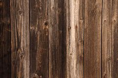 För golvbakgrund för gammal ladugård Wood textur Arkivfoto