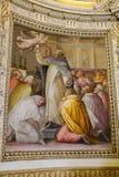 för italy för dubbel spiral rome museum trappuppgång vatican Arkivfoton