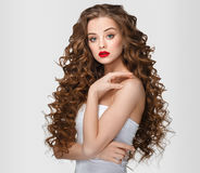 perfekt spansk rött hår