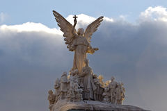 Fr Nelson Baker royaltyfri fotografi