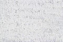 För stilbetongvägg för grunge den moderna vita rå bakgrunden och texturen Arkivbilder