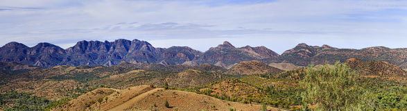 FR WP 105mm Panorama Royalty Free Stock Images
