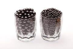 Fração em um vidro Fotografia de Stock