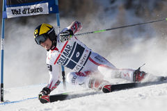 FRA: Alpine skiing Val D'Isere men's GS Stock Photos
