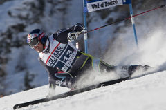 FRA: Alpine skiing Val D'Isere men's GS Stock Images