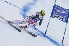 FRA: Alpine skiing Val D'Isere Super Combined Stock Photography