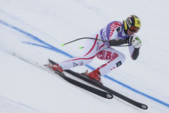 FRA: Alpine skiing Val D'Isere Super Combined Stock Photos