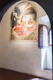 Fra Angelico: Θρήνος Στοκ εικόνες με δικαίωμα ελεύθερης χρήσης